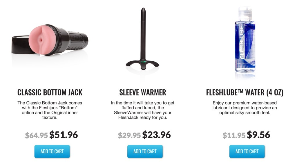 fleshjack_com-cyber-week-sale-prices