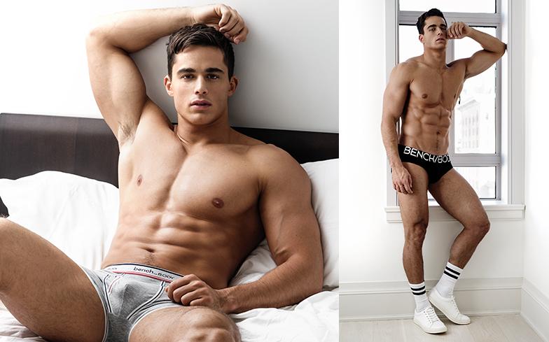 Pietro Boselli for Bench/Body